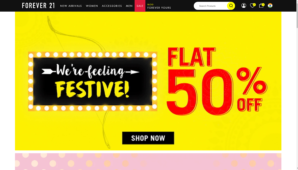 Forever21-Sale-India