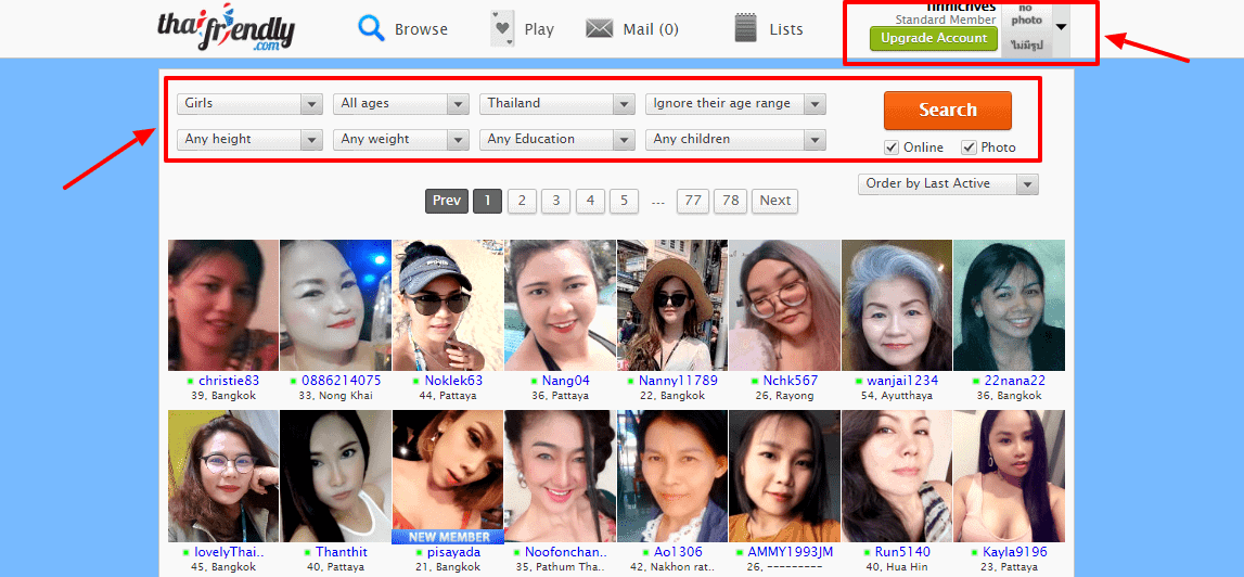 How to Chat with Hot Thai women in thailand - play with thaifriendly